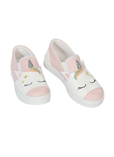 Lupiakids Unicorn Kız Sneakers Ayakkabı Renkli
